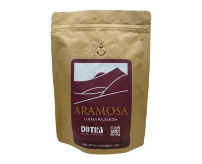 Café Torrado em Grãos, Aramosa - Café Dutra Raro & Exótico - Torrado em Grãos 250g