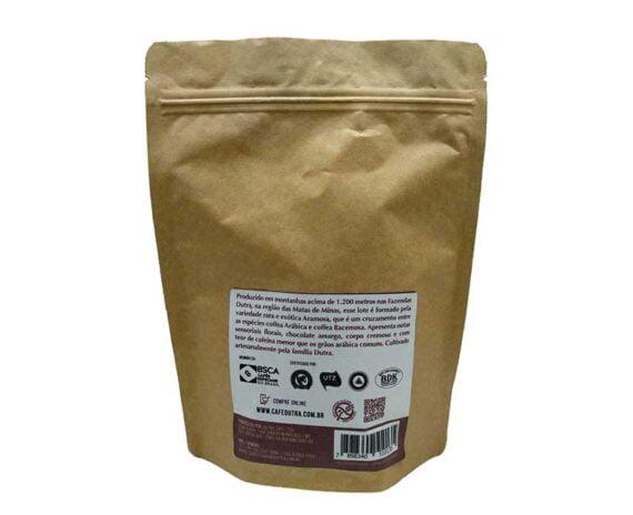 Aramosa - Café Dutra Raro & Exótico - Torrado em Grãos 250g