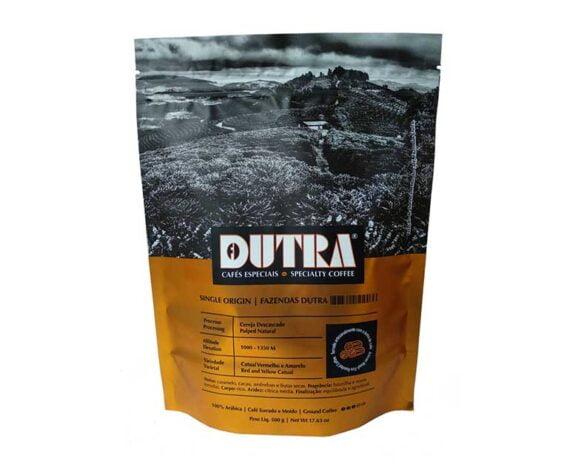 Café Dutra Especial - Torrado e Moído 500g
