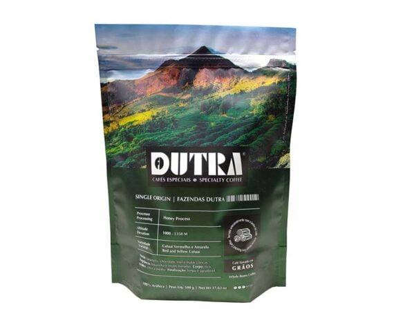 Café Dutra Especial - Torrado em Grãos 500g