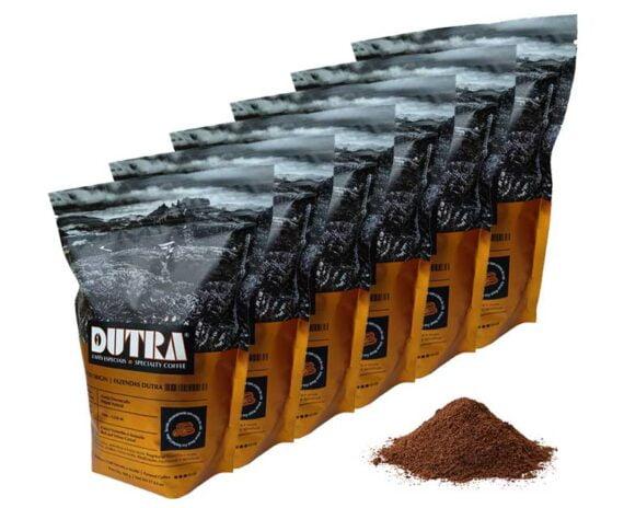 Café Dutra Torrado e Moído 500g