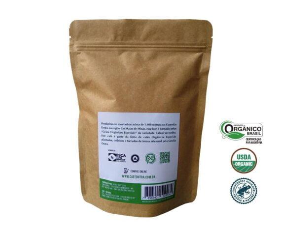 Café Dutra Orgânico Especial 250g